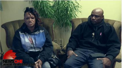 Vonderrit Myers Jr parents