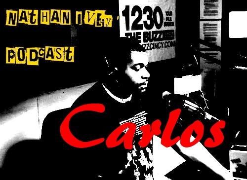 Nathan talks to Carlos