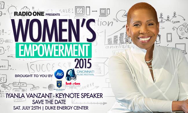 Women's Empowerment updated creative