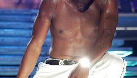 Usher Concert in Puerto Rico