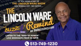 Lincoln Ware Rewind WBDZ The BUZZ Artwork 2019