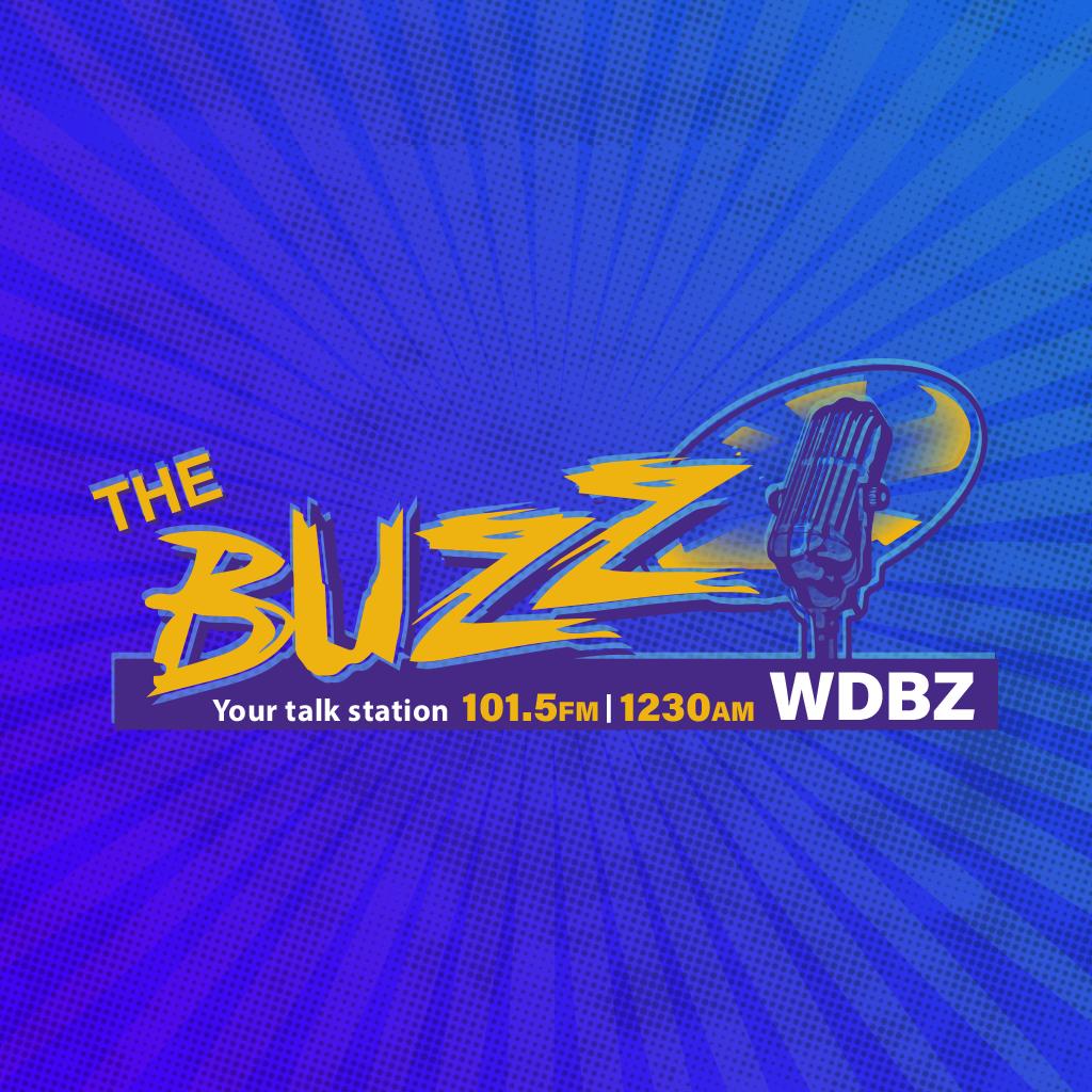 The BUZZ Cincinnati branded logo
