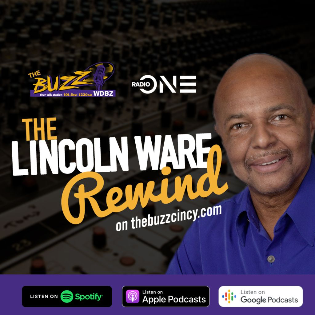Lincoln Ware Rewind Podcast Graphics
