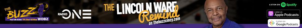 Lincoln Ware Rewind Podcast Graphics