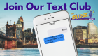 Join Text Club Ohio Stations